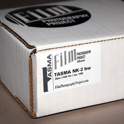 35mm BW Bulk Roll (100 ft) - Tasma NK-2 100