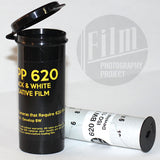 620 Basic Film - FPP Brownie BW (1 Roll)