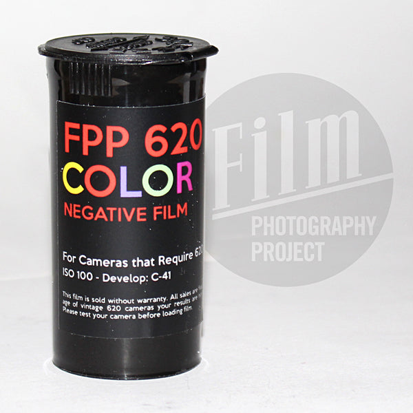 620 Basic Film - FPP Brownie Color (1 Roll)
