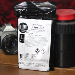 Darkroom Supplies - FPP's NEW Super Color Negative Development Kit (1 Liter - Powder)