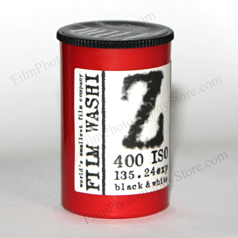 35mm BW Film - Film Washi Z (1 Roll)