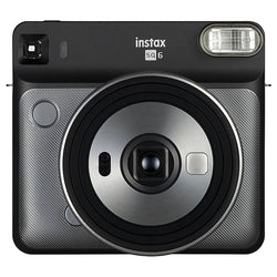 Fujifilm Instax SQUARE SQ6 Instant Gray Camera (CLEARANCE)