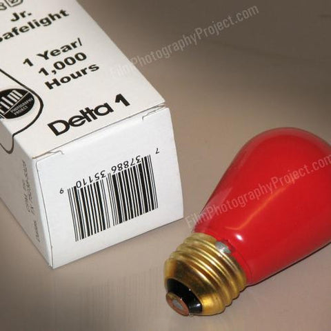 Darkroom Supplies - Junior Red Safe Light