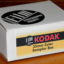 35mm Color - Kodak Color Sampler Box (6-Rolls)