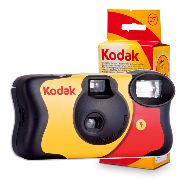 35mm Film Camera - Kodak Funsaver
