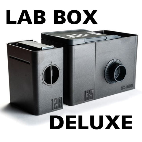 Darkroom Supplies - LAB BOX DELUXE Daylight Developing Kit