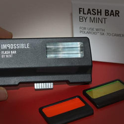 SX-70 MiNT II Electronic Flash Bar (for Vintage Polaroid SX-70)