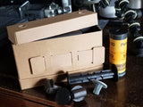 120 Film Camera - PinBox DIY Pin Hole Camera
