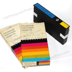 Film Scanning Services - Polavision Cartridge (1 Cartridge)
