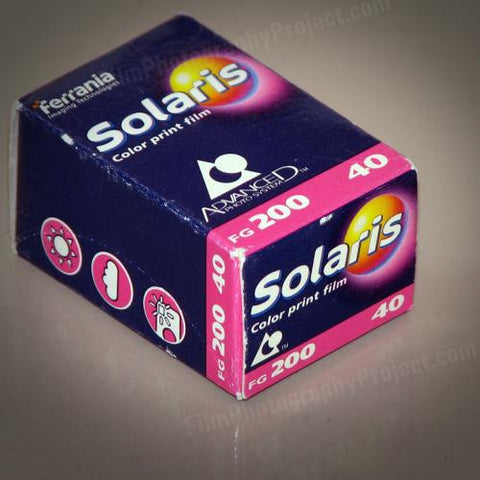 APS Film – Solaris FG 200