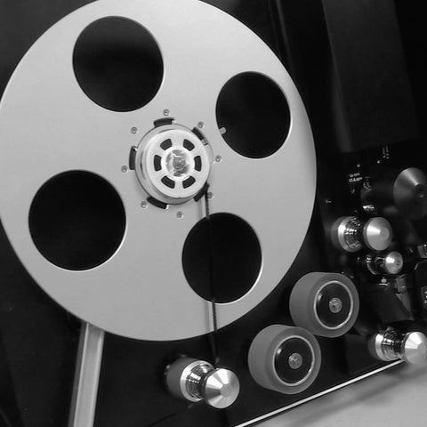 Film Scanning Services - Super 8 / Regular 8mm (50 ft rolls