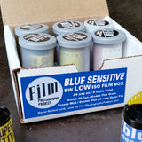 35mm BW Film - Low ISO Sampler Box (9 Rolls)