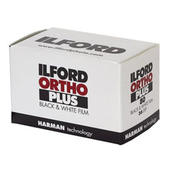 35mm BW Film Ilford Ortho Plus (1 Roll)
