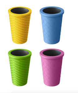 Pre-Selected Bargain Bundles:  To-Go Cup Insulating Sleeve- Lock in the Temp!