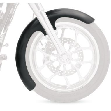 Klockwerkz Black Tire Hugger Series Wrapper Front Fender