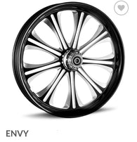 "DNA - ""ENVY"" WHEEL - 08 - 19 Touring Models w/ ABS"