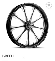 "DNA - ""GREED"" WHEEL - 08 - 19 Touring Models w/ ABS"