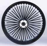 NATIVE CUSTOM BAGGER EASY FAT FRONT TIRE KIT WITH MAMMOTH 18 X 5.5 RIM