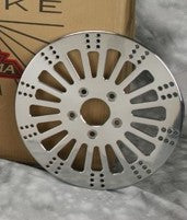 Ultima King Spoke Polished Rotors - 11.5 [Fitment 2000-2007]