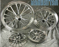 Manhattan Aluminum Wheels