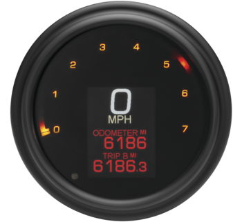 Dakota Digital MLX Series Gauges Speedo/Tach