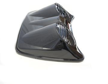 "Dual Bagger 8"" Speaker Lid for Harley HD Tour Pack (2014+)"
