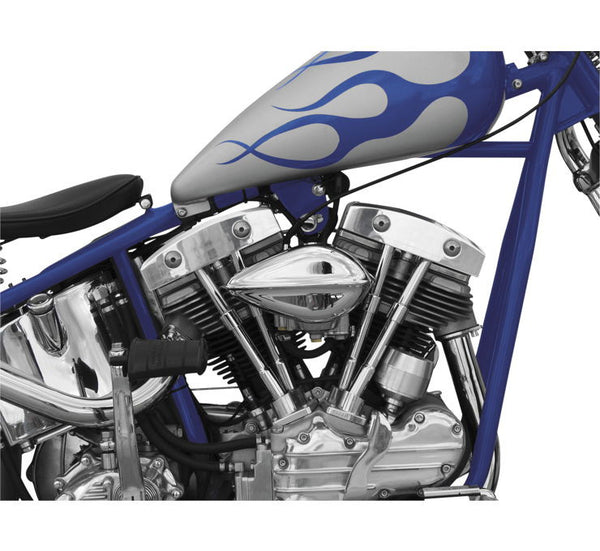 Paughco Teardrop Air Cleaner Assemblies for V-Twin