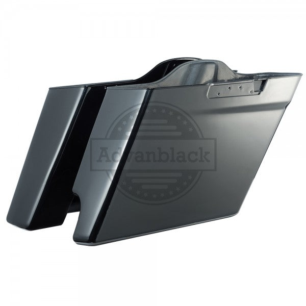 Advanblack Rear End Package-Vivid Black - 14 & Up Touring