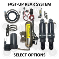 *NEW* DIRTY AIR REAR AIR SUSPENSION SYSTEM FAST-UP