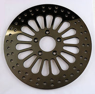 Ultima King Spoke Black Rotors 11.5