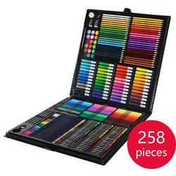 258 pieces  Children Painting Set Drawing Tool
