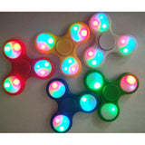 LED Fidget Spinner Game