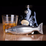 Fish shape  Stainless Steel Hip Flask
