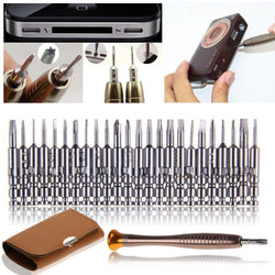25 in 1 Electronic  Screwdriver Opening Tools