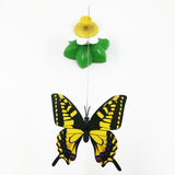 Interactive Bird and Butterfly Toy For Cats