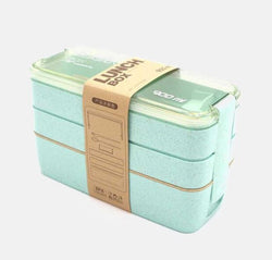 3 Layered Lunch Box