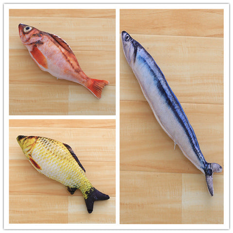 Fish Toy for Cat and Dog