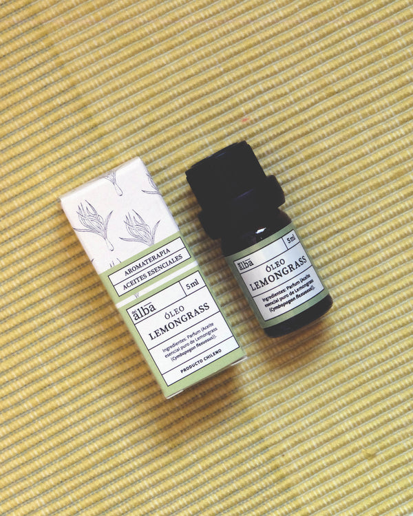 Oleo Lemongrass 5 ml