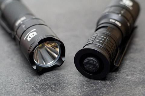 Tacware TW-950 LED Tactical Flashlight