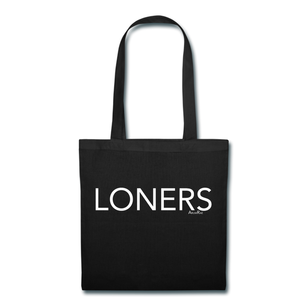 Loners Tote Bag (Black)