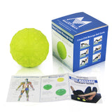 High Density No Slip Trigger Point Massage Ball - 13cm