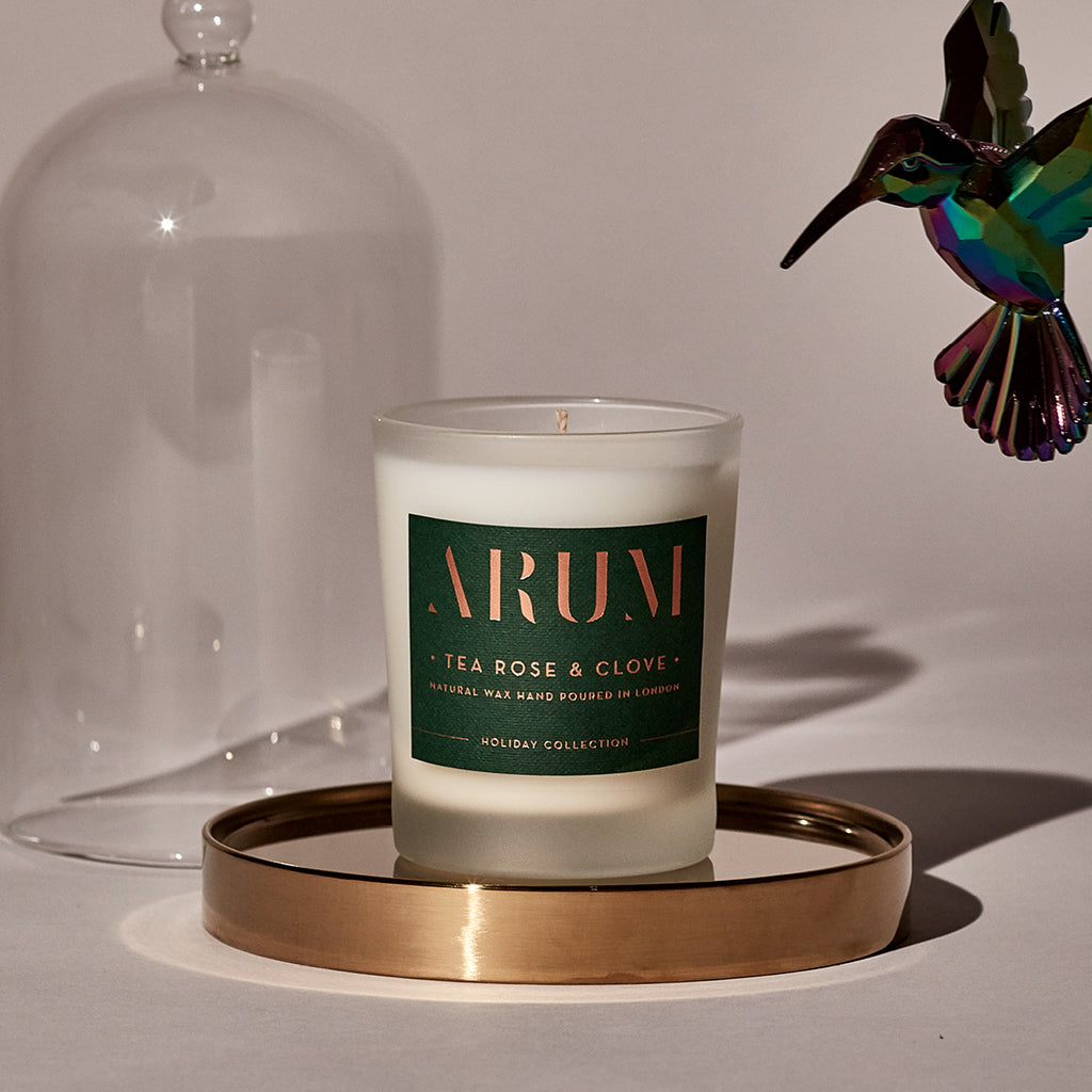 Tea Rose + Clove - Arum London