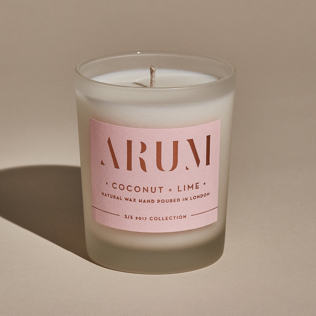 Coconut + Lime - Arum London