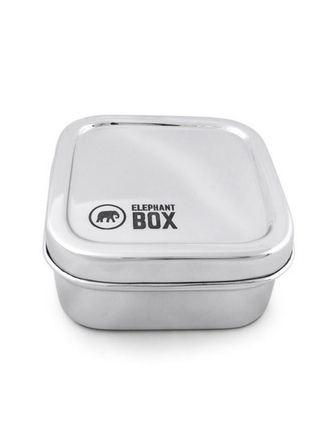 Elephant Box stainless steel snack pot
