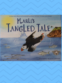 Marli's tangled tale-a story of a puffin