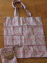Reusable cotton bag. Zero waste. Plastic free. Sass and Belle