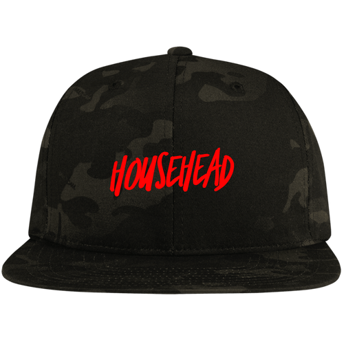 Househead Embroidered Hat for the House Music lover in you! FREE SHIPPING