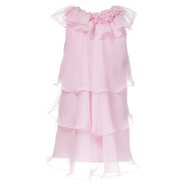 Baby Pink Roses Dress