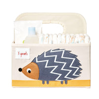Diaper Caddy - Hedgehog