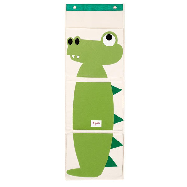 Wall Organizer - Crocodile